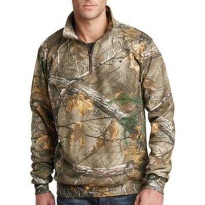 ™ Realtree ® 1/4 Zip Sweatshirt Thumbnail
