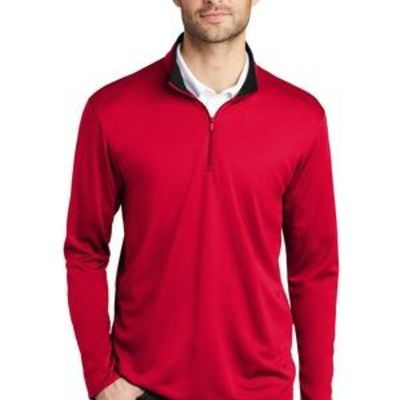 ® Silk Touch ™ Performance 1/4 Zip Thumbnail