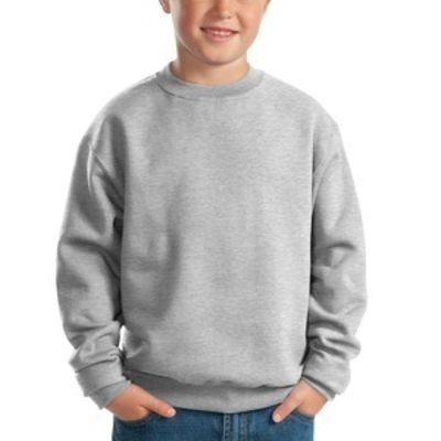 Youth NuBlend ® Crewneck Sweatshirt Thumbnail