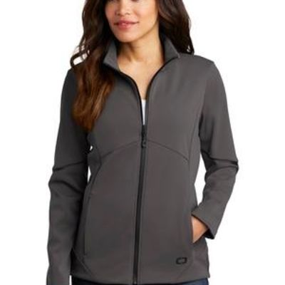 ® Ladies Exaction Soft Shell Jacket Thumbnail