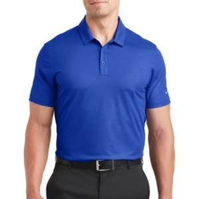 Dri FIT Embossed Tri Blade Polo Thumbnail