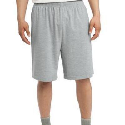 Jersey Knit Short with Pockets Thumbnail