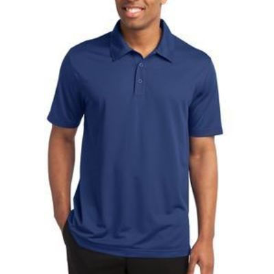 PosiCharge ® Active Textured Polo Thumbnail