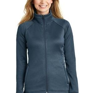 ® Ladies Canyon Flats Stretch Fleece Jacket Thumbnail